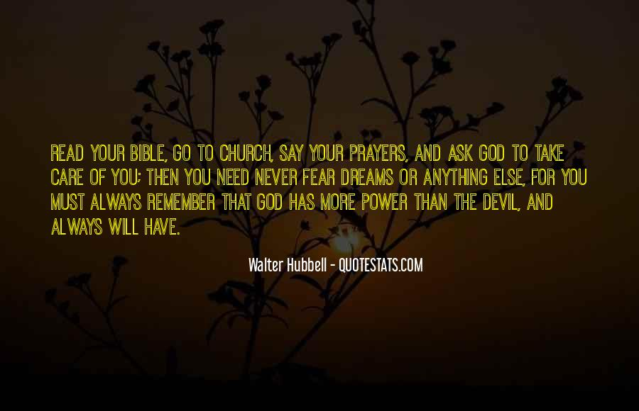 Quotes About God's Power From The Bible #1152006