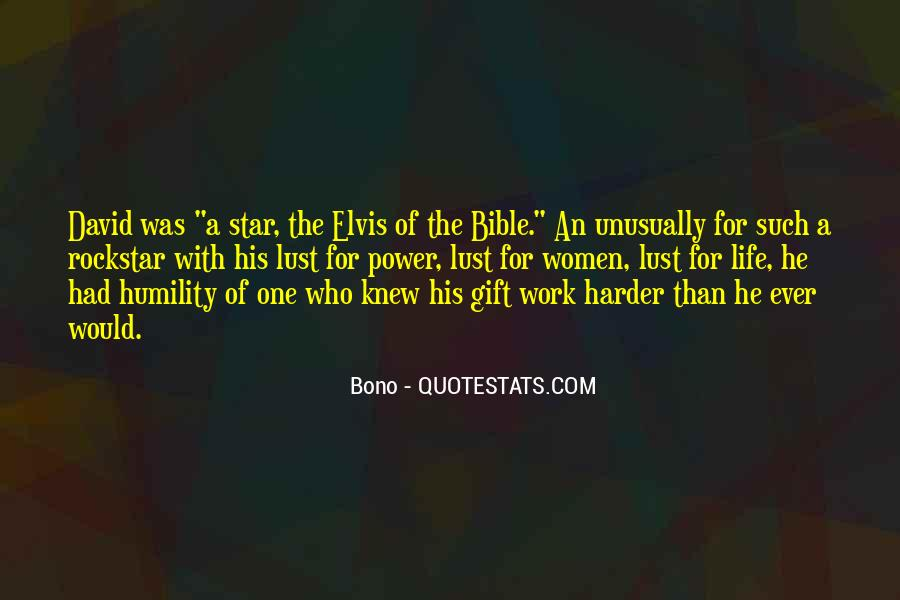 Quotes About God's Power From The Bible #1275936