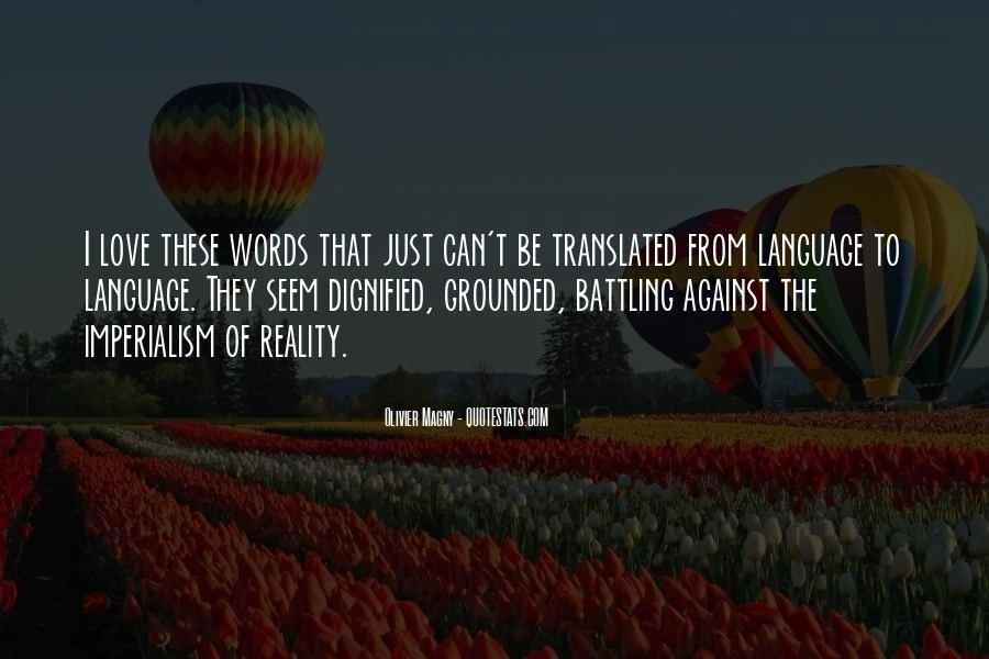 Quotes About Lost In Translation #213235