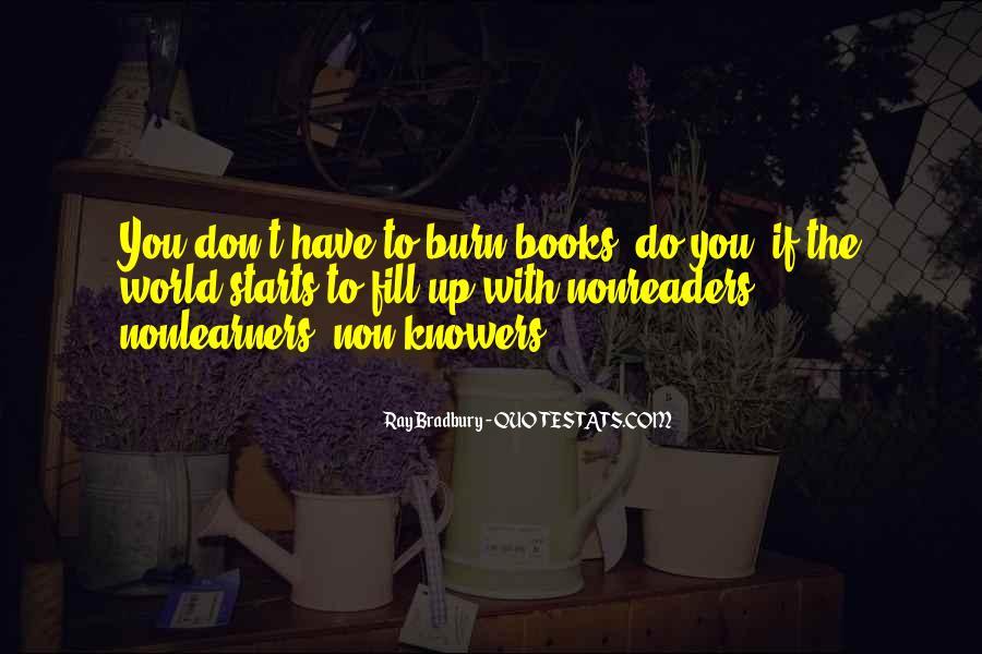 Nonreaders Quotes #160868