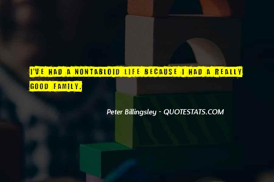 Nontabloid Quotes #904890