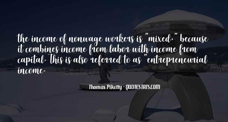 Nonwage Quotes #915703