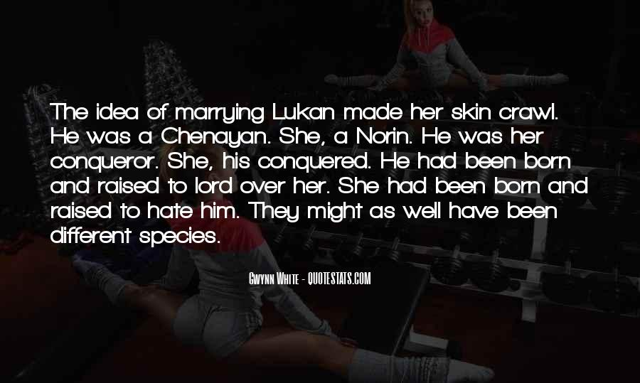 Norin Quotes #933884