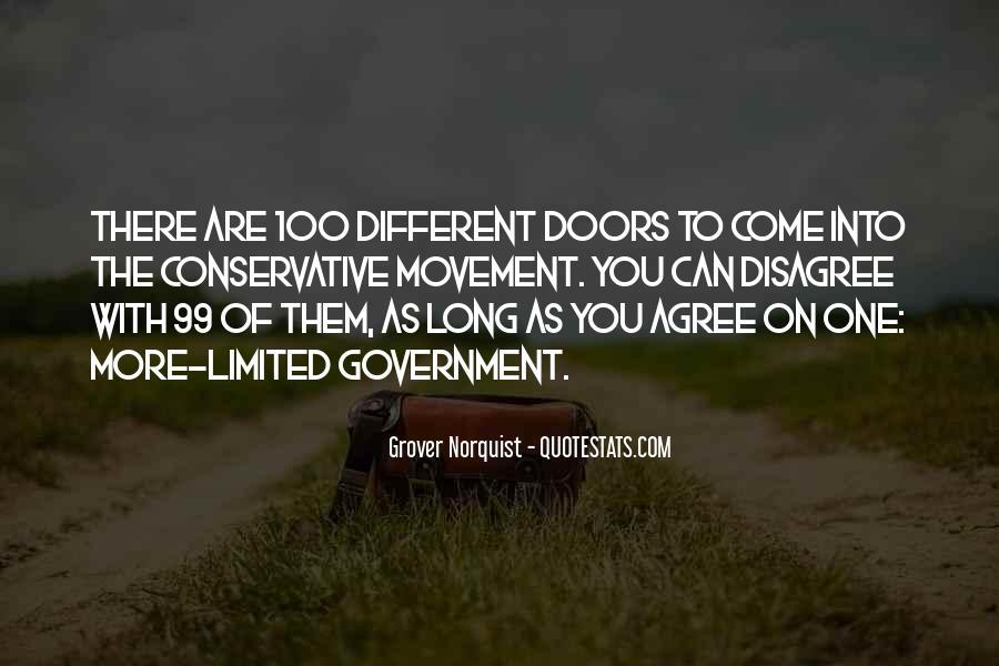 Norquist's Quotes #1046720