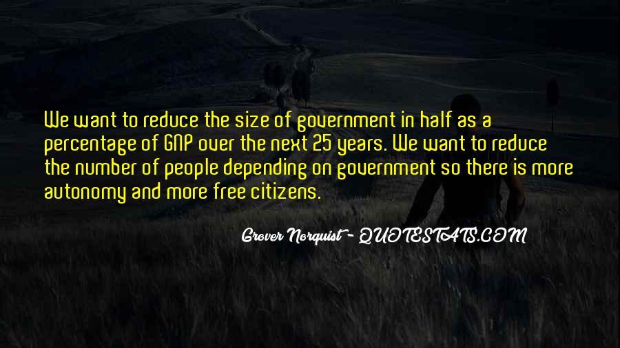 Norquist's Quotes #1061039