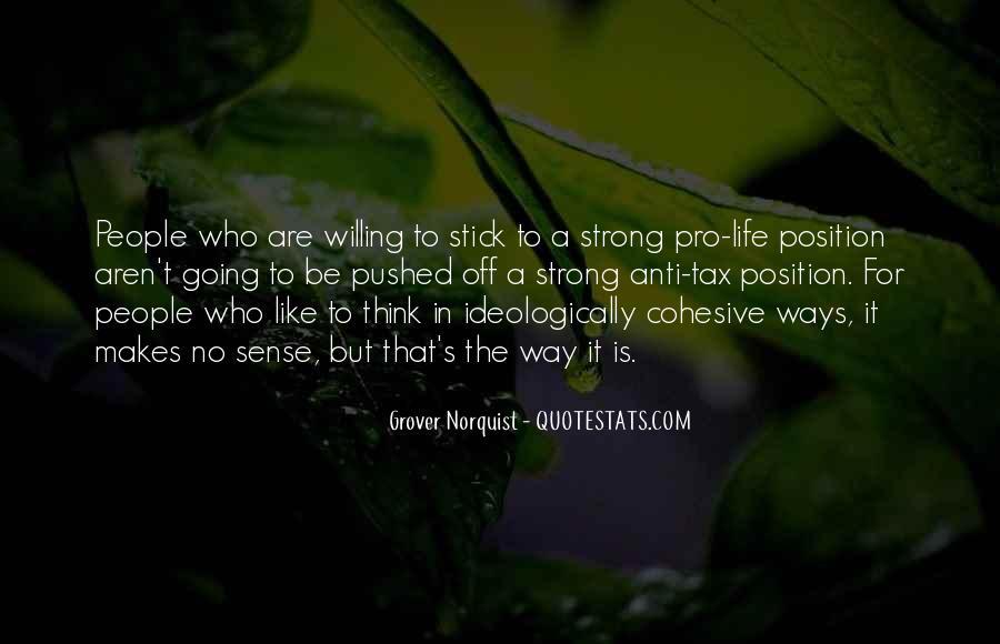 Norquist's Quotes #1117172