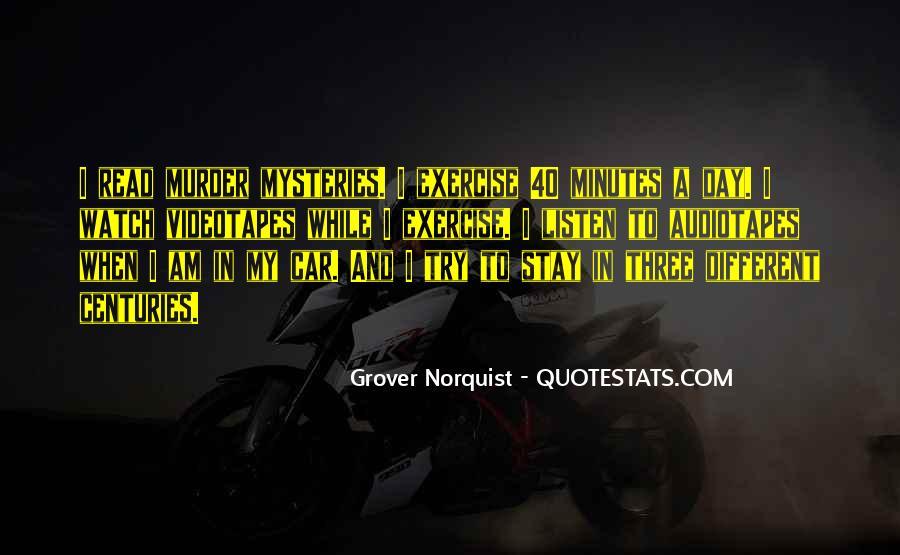 Norquist's Quotes #1150469