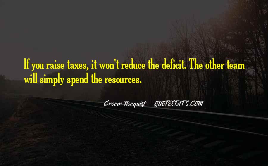Norquist's Quotes #1189191