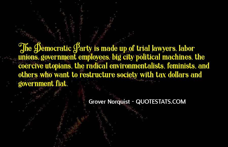 Norquist's Quotes #1237901