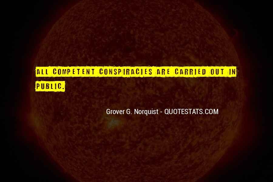Norquist's Quotes #1309203