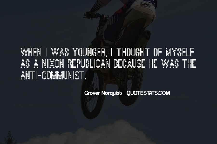 Norquist's Quotes #141092