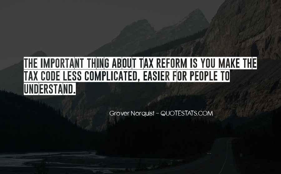 Norquist's Quotes #1539542