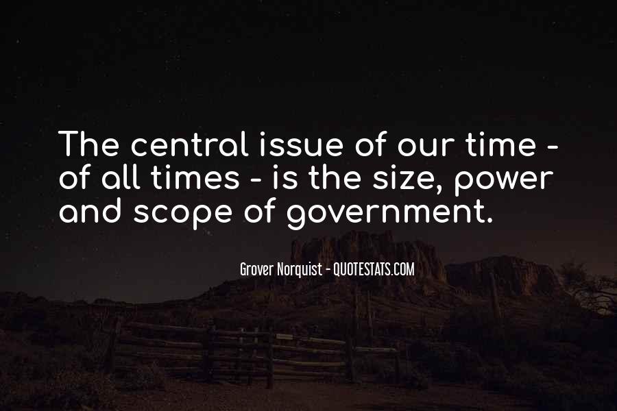 Norquist's Quotes #1555498