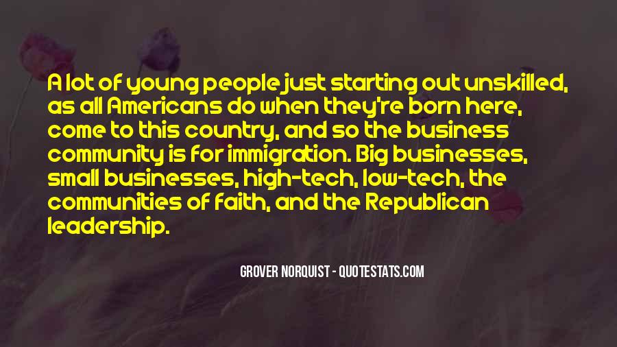 Norquist's Quotes #1710295