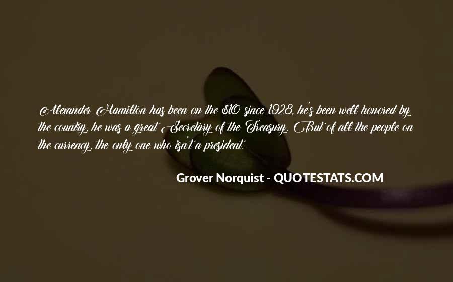 Norquist's Quotes #1789842