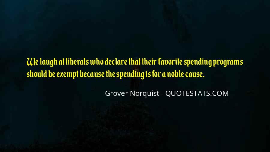 Norquist's Quotes #182285