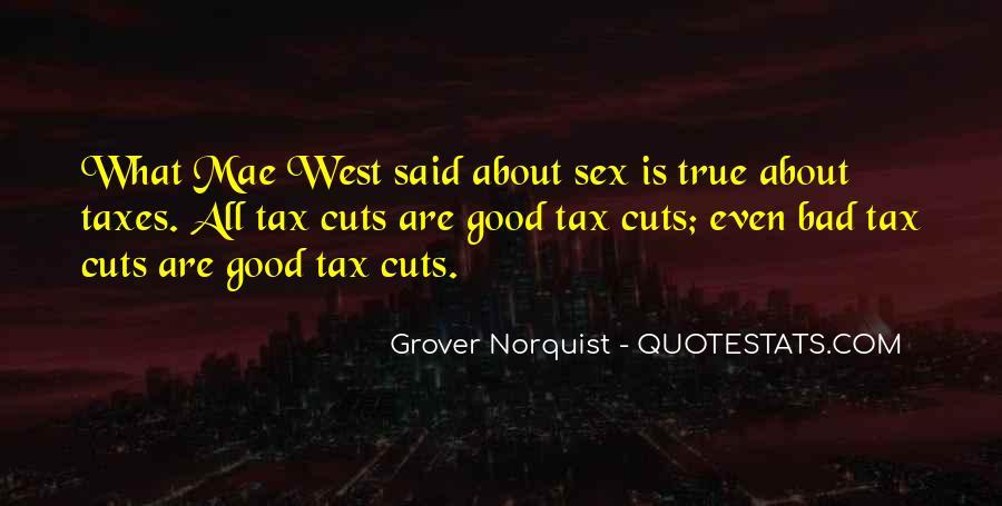 Norquist's Quotes #325329