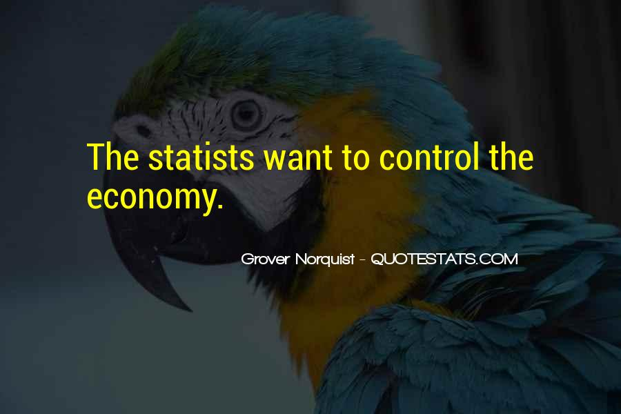 Norquist's Quotes #338719