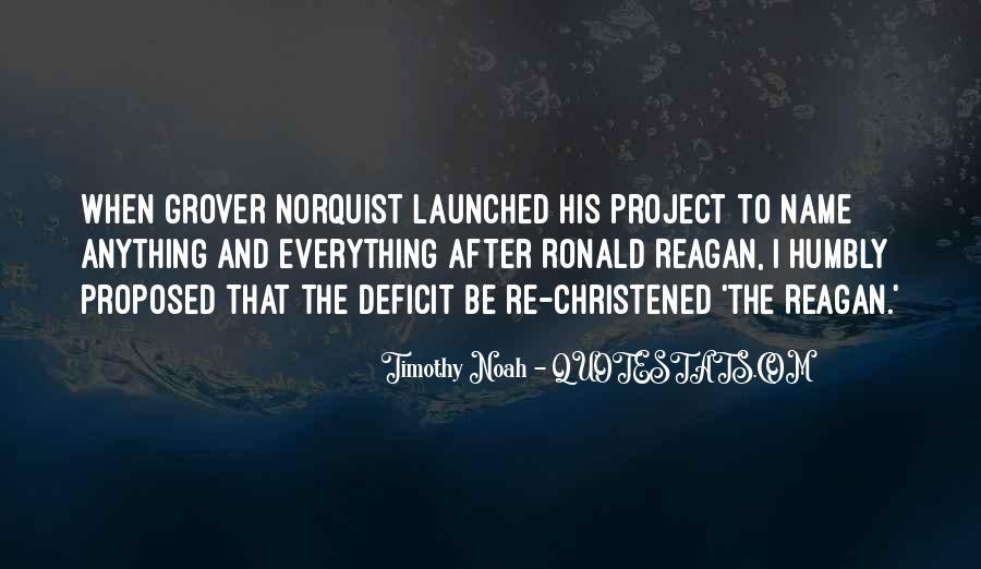 Norquist's Quotes #349922