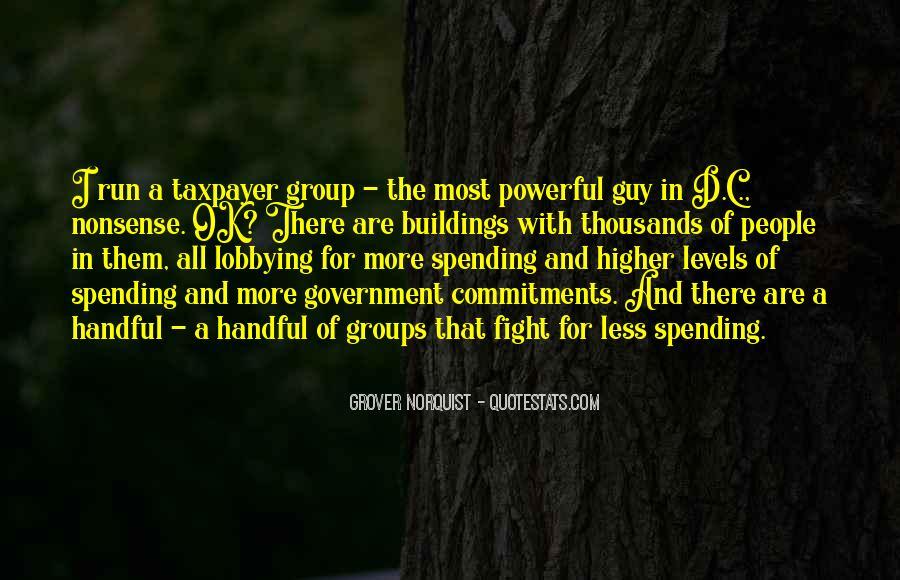 Norquist's Quotes #408287