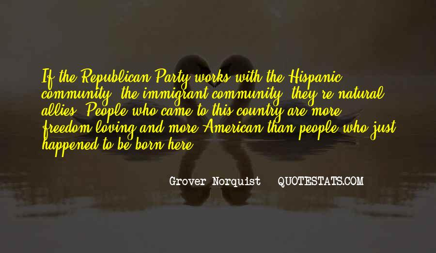 Norquist's Quotes #423605