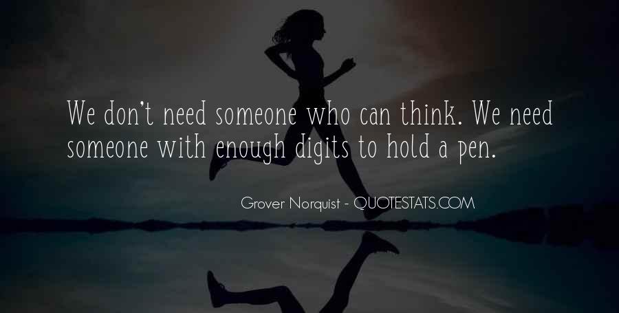 Norquist's Quotes #474392