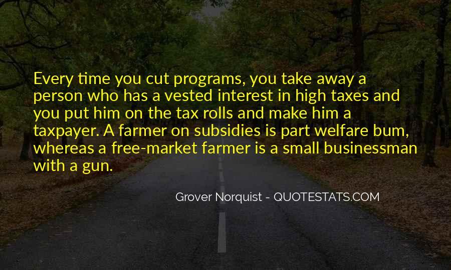 Norquist's Quotes #493157