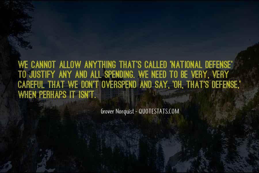 Norquist's Quotes #558457
