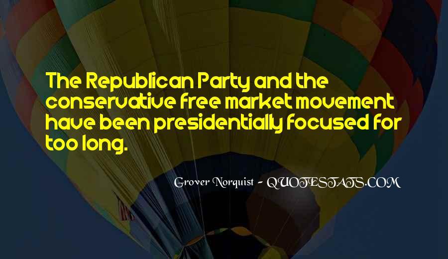 Norquist's Quotes #56023