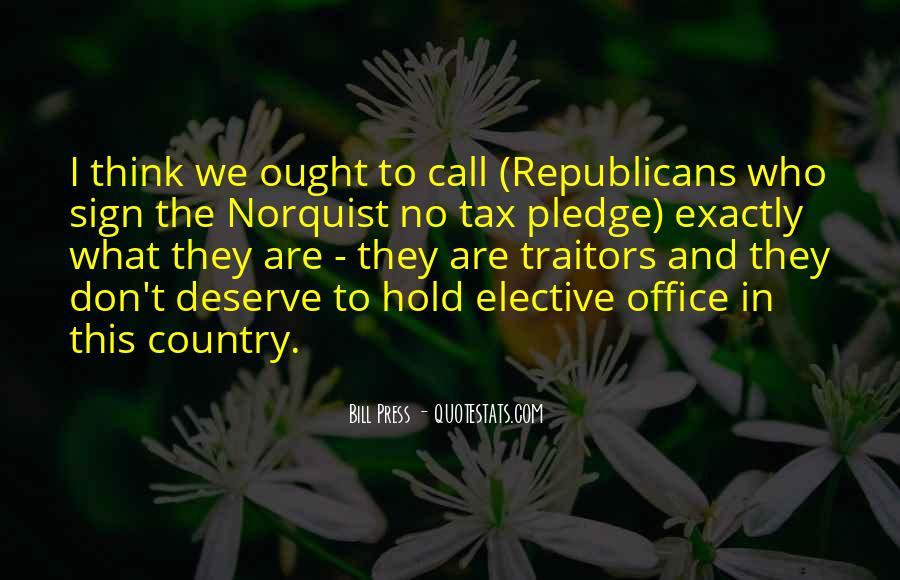 Norquist's Quotes #629609
