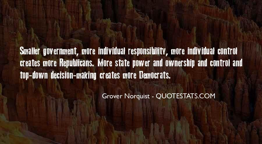Norquist's Quotes #84200