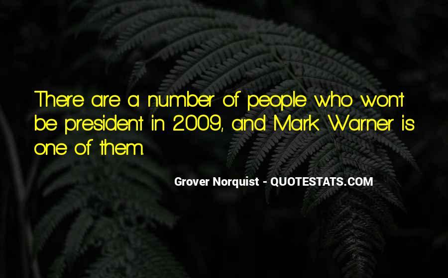 Norquist's Quotes #890609