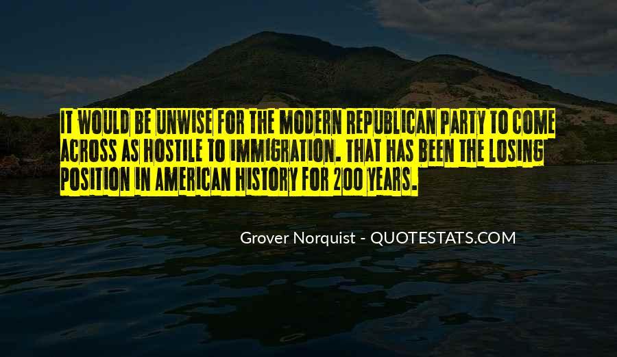 Norquist's Quotes #906813