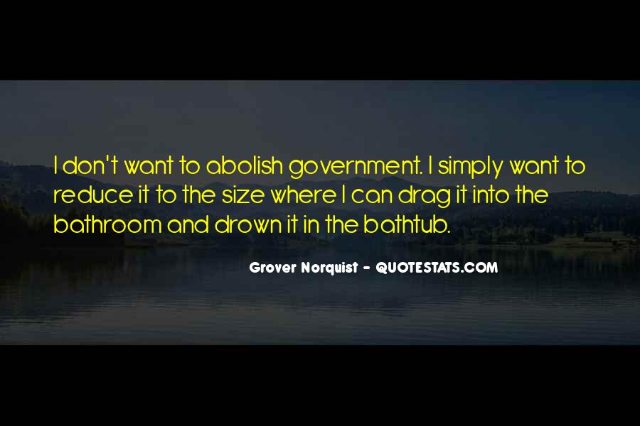Norquist's Quotes #937873