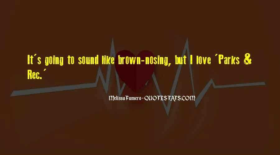 Nosing Quotes #234332
