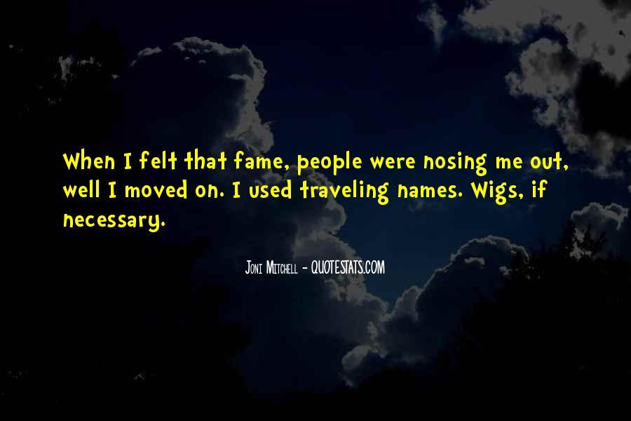 Nosing Quotes #378032