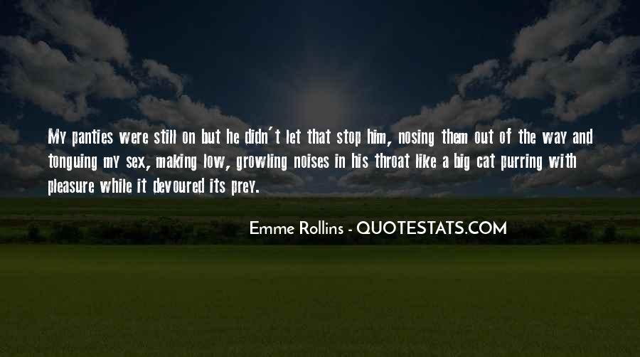 Nosing Quotes #942033