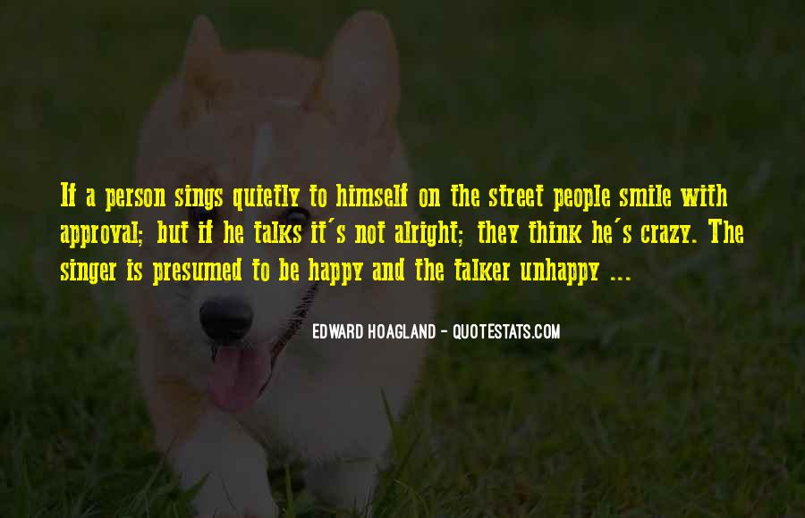 Quotes About Smile Be Happy #1011631