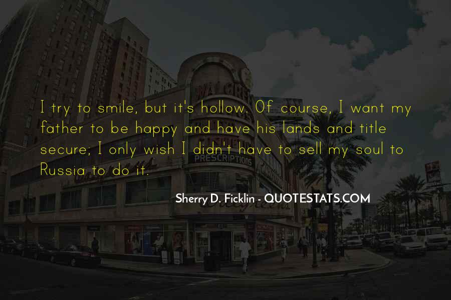 Quotes About Smile Be Happy #1207055