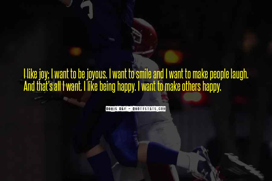 Quotes About Smile Be Happy #1215373