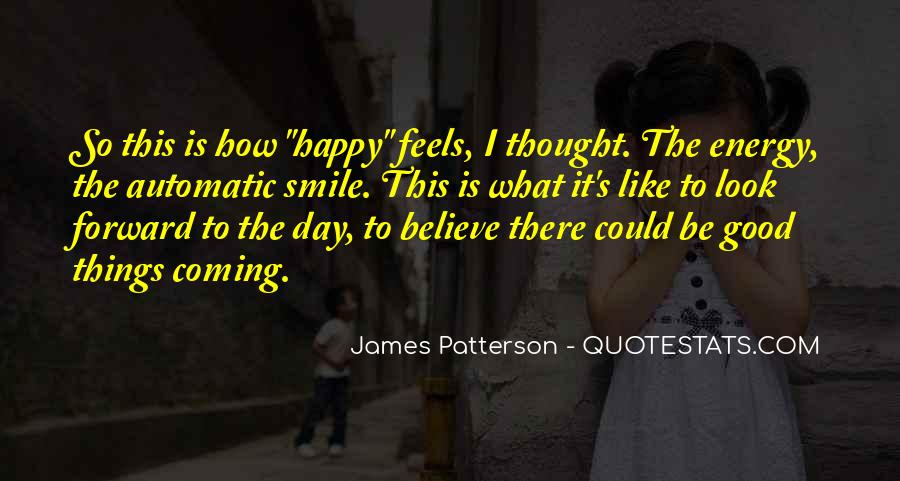 Quotes About Smile Be Happy #169625