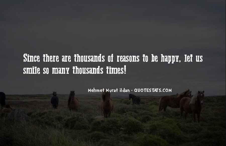 Quotes About Smile Be Happy #1864016