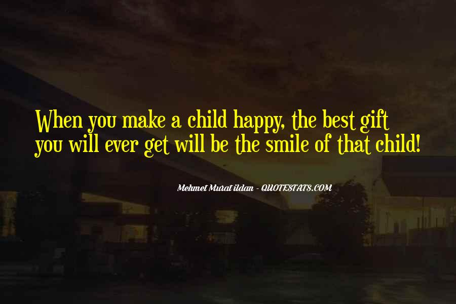 Quotes About Smile Be Happy #255585