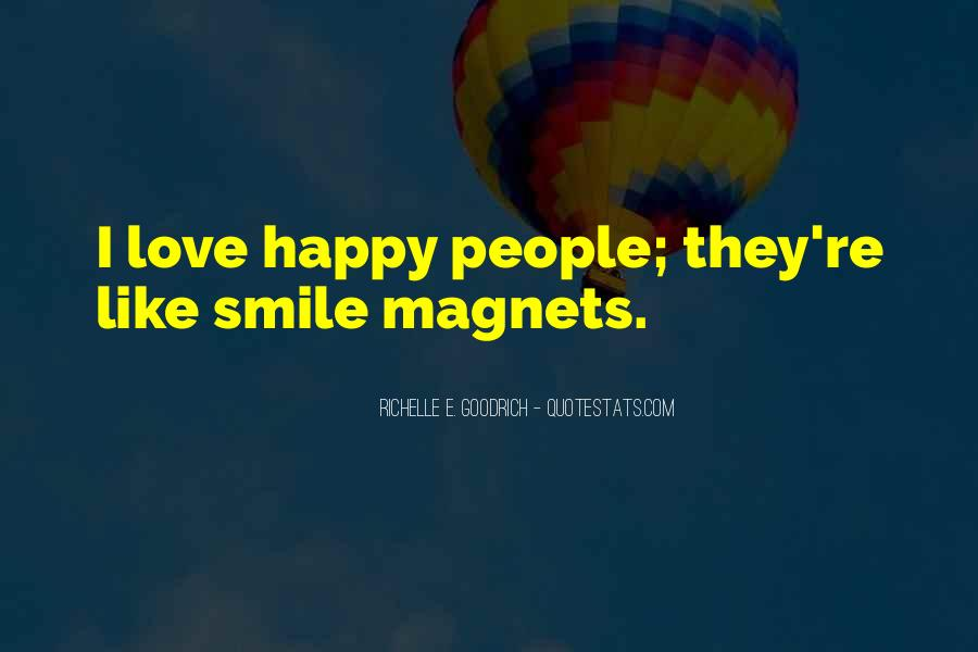 Quotes About Smile Be Happy #290479