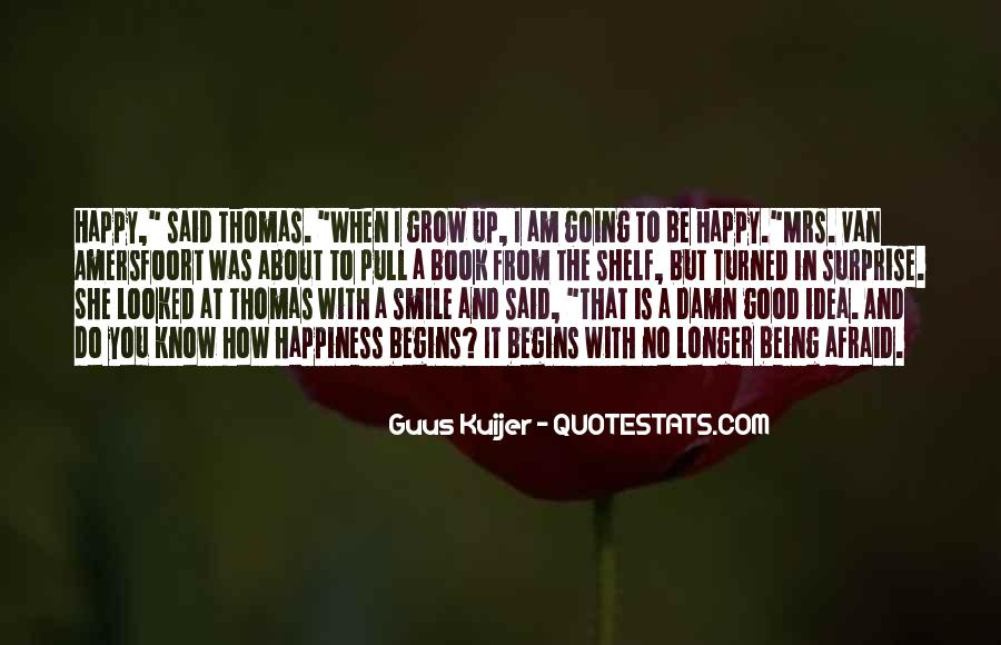 Quotes About Smile Be Happy #456216