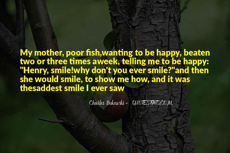 Quotes About Smile Be Happy #67935