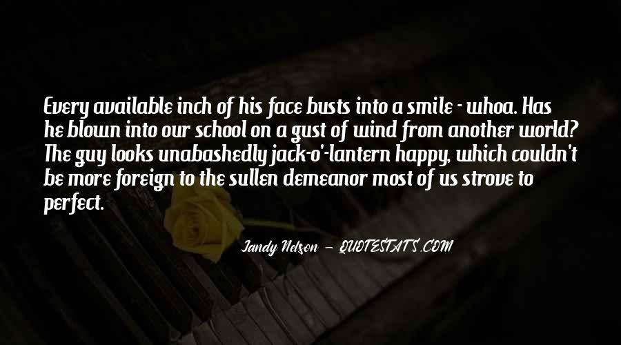 Quotes About Smile Be Happy #801508
