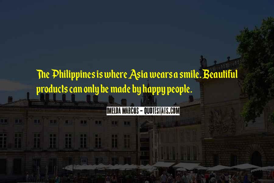 Quotes About Smile Be Happy #964837