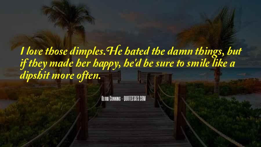 Quotes About Smile Be Happy #974523
