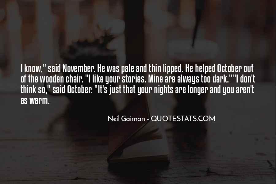 November's Quotes #1055666